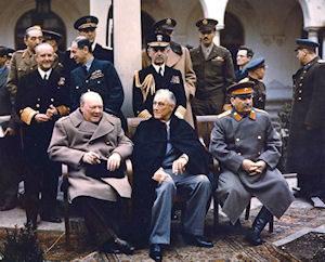 Yalta e la strategia della tensione