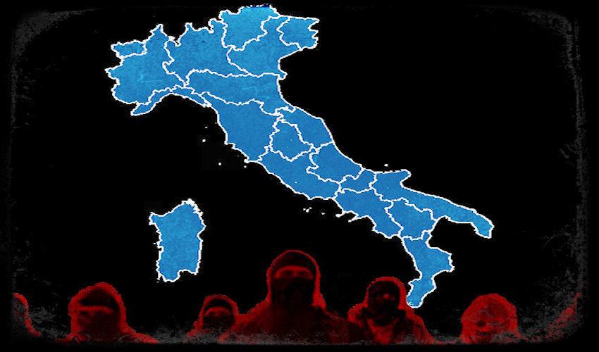 anti-terrorismo italiana