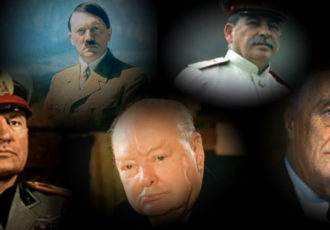 La sconfitta dell' Italia nella Seconda Guerra Mondiale
