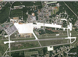 Ramstein military base