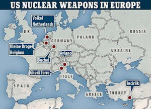 Mappa basi nucleari