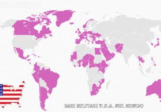 Basi U.S.A. all' estero